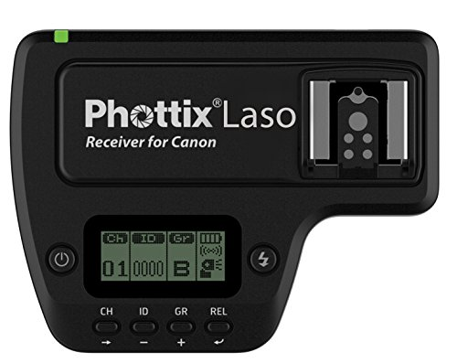 Phottix Laso TTL Flash Trigger Receiver for Canon (PH89091)
