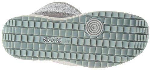 Ecco - Trace - Farbe: Creme-Grau-Silber - Größe: 40.0