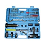 T and E Tools Motorcycle Repair Tool Kit (TAETECR00A) Category: Motorcycle Tools