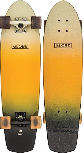 Globe Tracer Classic 31.125 Inch Black Orange