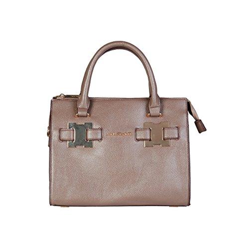 Brown Women Laura Biagiotti Designer Handbag Genuine zzCUtx