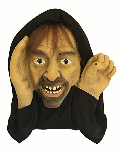 Scary Peeper - Halloween Animated Decoration Prank with