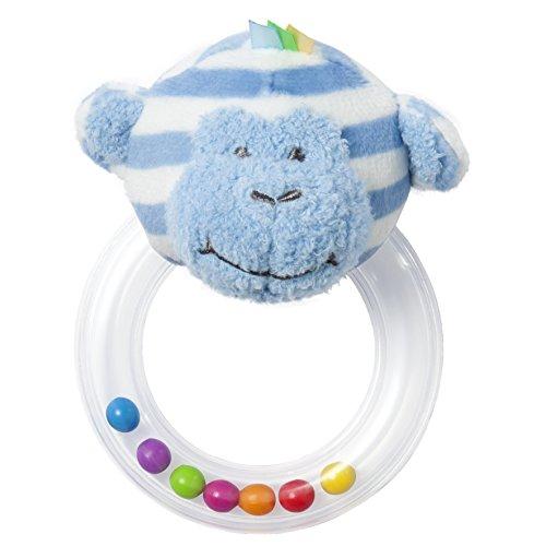 Manhattan Toy Ring Rattle Monkey
