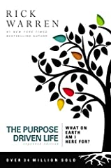 TheNew York Times#1 bestselling book by Pastor Rick Warren that helps you understand the purpose of your life.As one of the best-selling nonfiction books in history, with more than 34 million copies sold, and more than 70 translatio...