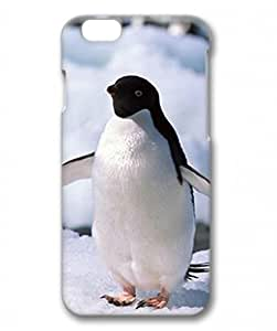 Iphone 6 3D PC Hard Shell Case Penguin by Sallylotus by ruishername