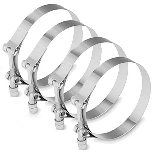 Highest Rated Intercooler Hoses & Hose Clamps