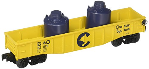 Chessie Gondola With Containers