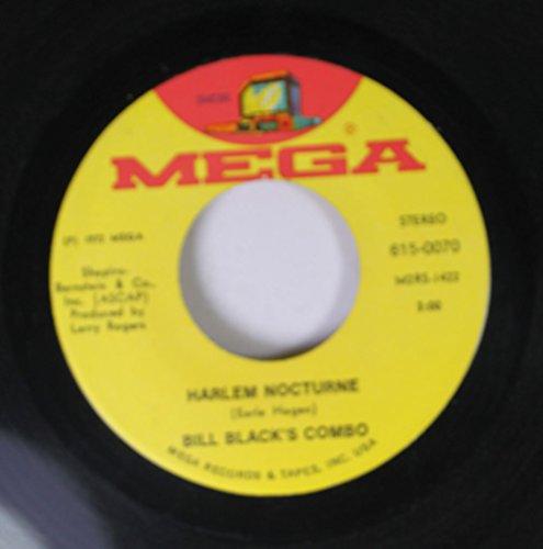 Price comparison product image Bill Black's Combo 45 RPM Harlem Nocturne / Sassy Pants