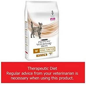 Purina Pro PLAN - Dieta de alimentos (5 kg, función renal, NF, 6 unidades): Amazon.es: Productos para mascotas