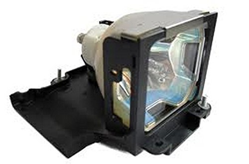 (HC2 Mitsubishi Projector Lamp Replacement. Projector Lamp Assembly with Genuine Original Ushio Bulb inside.)