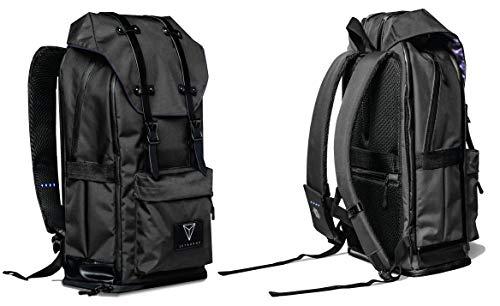 Skyborne Smart Business Travel Backpack Fits 13 – 17.3 Inch Laptop Backpack, Anti Theft Backpack Computer Laptop Bag…