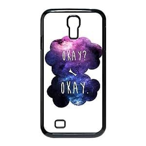 Samsung Galaxy S4 I9500 Phone Case Black OKAY HOD555874