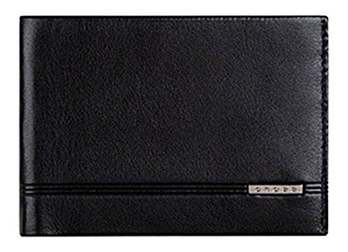 Cross Black Leather Bi-Fold Wallet