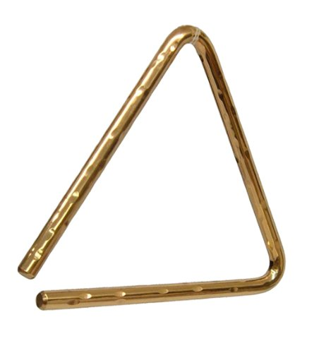 Sabian HH B8 Bronze Triangle, 9-inch by Sabian