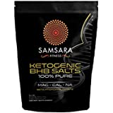Samsara Fitness Ketogenic BHB Salts - Pure Exogenous Ketones Supplement - Keto (BHB) Salts | Beta Hydroxybutyrate Supplement Powder (2.05 Ounce)