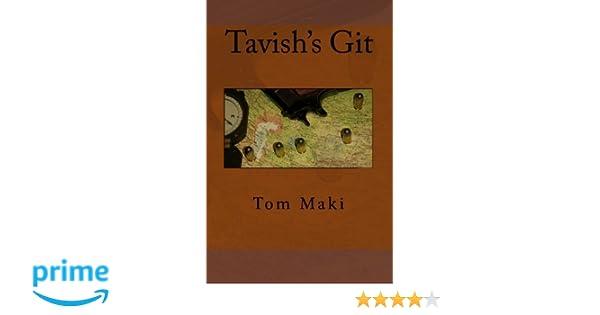 Tavishs Git
