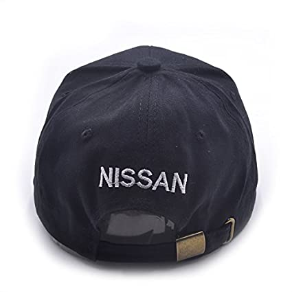 Cadillac monochef Auto sport Car Logo Black Baseball Cap F1 Racing Hat