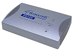 Hawking Technology 3-port (2 Usb + 1 Parallel) Internet Print Server