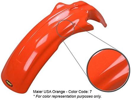 XR250R Maier USA Rear Fender for Honda XR200R 123321 White