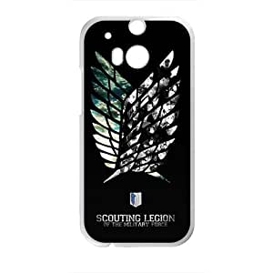 Scouting Legion Brand New And Custom Hard Case Cover Protector For HTC One M8