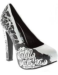 Metal Mulisha Womens Serenity Pump Sandal Footwear
