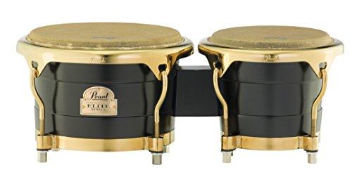 Pearl PBW300DXG535 7-Inch and 9-Inch Elite Bongo, Thai Oak by Pearl