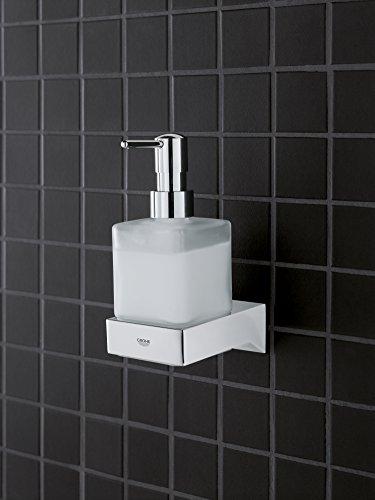 GROHE 40865000 Selection Cube Holder f.Glass/Dish/disp, Starlight Chrome by GROHE (Image #6)