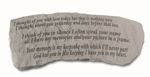 Garden Memorial Benches Amazon – Memorial Garden Bench