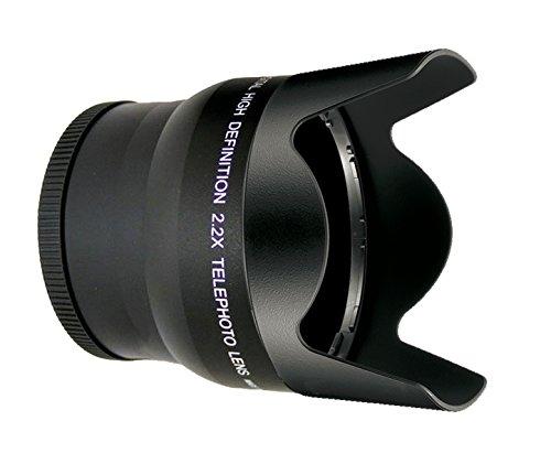 Panasonic LUMIX G VARIO 35-100mm f/4.0-5.6 ASPH. MEGA O.I.S. 2.2x High Definition Super Telephoto Lens (This Lens Mounts On Top Of The Panasonic LUMIX G VARIO 35-100mm f/4.0-5.6 ASPH. MEGA O.I.S., Includes Ring)