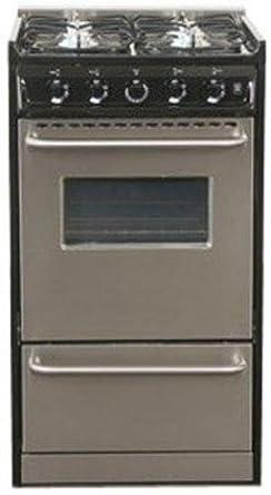 summit series 20u0026quot slidein gas range with 4 sealed burners 25
