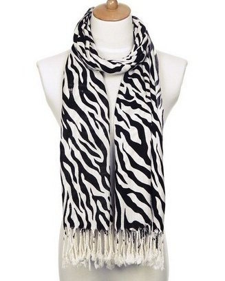 Fashion Animal Print Scarf Wrap