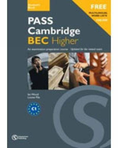 Pass Cambridge Bec Higher Student Book