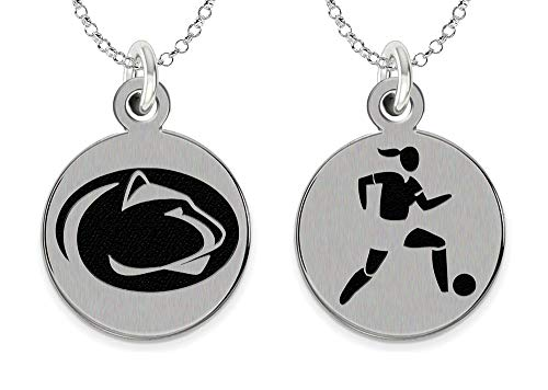 College Jewelry Penn State University Nittany Lions Women's Soccer Charm ()