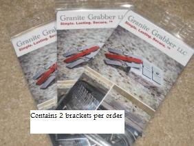 Countertop Dishwasher Dubai : Granite Grabbers Dishwasher Mounting Brackets in the UAE. See prices ...