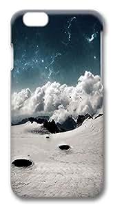 ACESR Custom iPhone 6 Cases, Dark Winter PC Hard Case Cover for Apple iPhone 6 (4.7 INCH) - 3D Design iPhone 6 Case