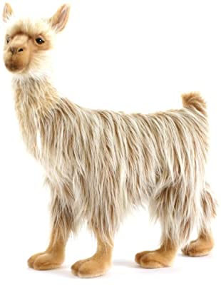 Hansa 17 Bull Llama Plush by Hansa