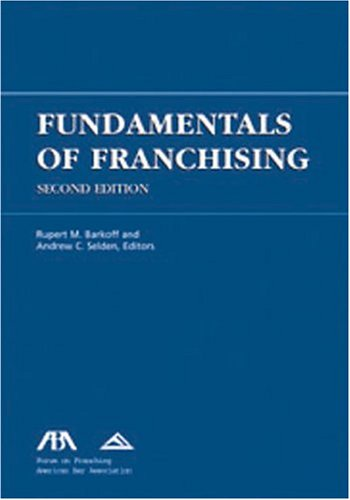 Read Online Fundamentals of Franchising pdf