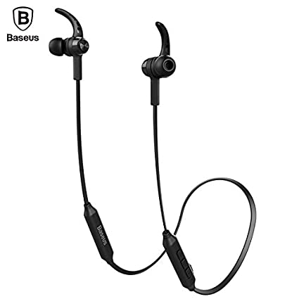 09734288ff9 Baseus Certified S06 Wireless Bluetooth Headphone With: Amazon.in:  Electronics