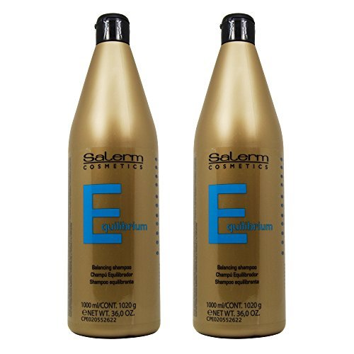 - Salerm Equilibrium Balancing Shampoo 36oz / 1000ml by Salerm