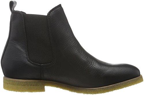Black L Chelsea Bear Shoe Botas Friday Mujer para The Negro ZanwTzB