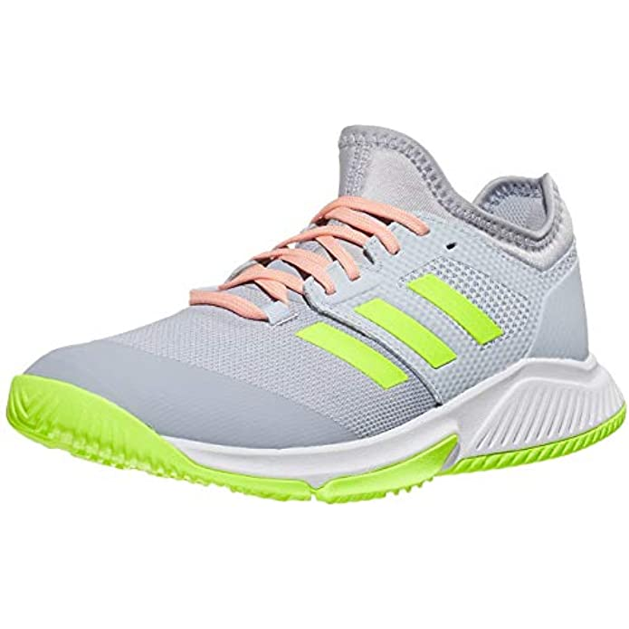 adidas Women's Court Team Bounce W Sneaker