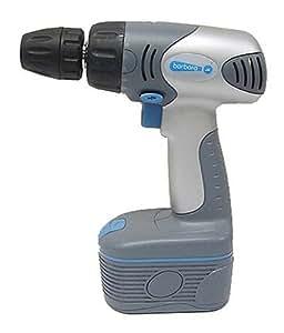 Barbara K! BK12207 12-Volt Ni-Cad Cordless 3/8-Inch Drill/Driver Kit