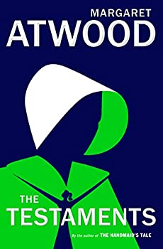 The Testaments by Margaret Atwood science fiction and fantasy book and audiobook reviews