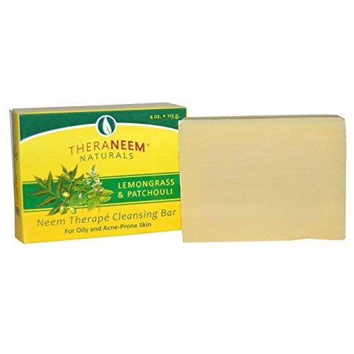 organix-south-theraneem-naturals-neem-therape-cleansing-bar-lemongrass-patchouli-4-oz-113-g-2pc
