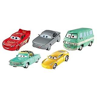Disney Pixar Cars 3 Die-Cast Dot-Com 5-Pack
