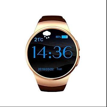 Smartwatch Bluetooth Pulsera inteligente Podómetros smartwatch ...