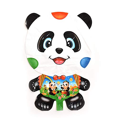 Birthday Panda - 1 Pc Gifts Cartoon Dog Horse Panda Balloons Shower Foil Birthday Party Decoration About 53cm 61cm - Balloons Ballons Accessories Ballons Accessories Horse Pendant Birthda]()