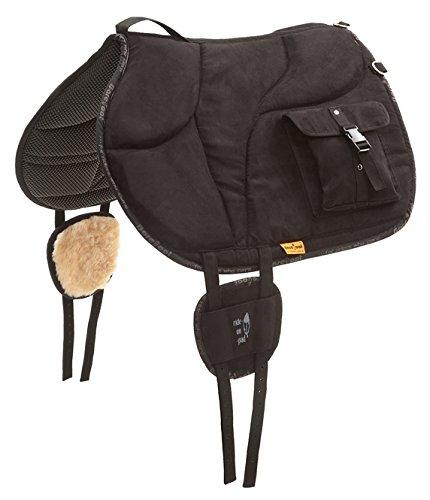 Ride-on-Pad mit Tasche