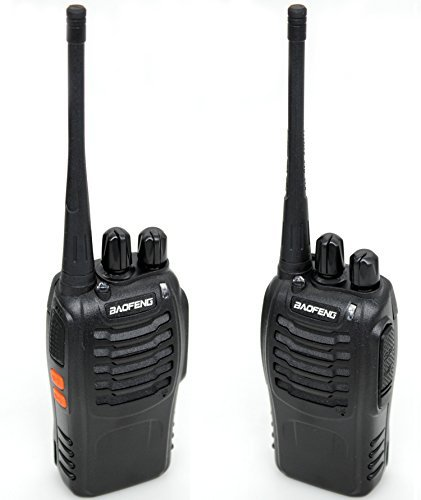 Amazon.com: Baofeng BF-888S Two Way Radio con construido en ...