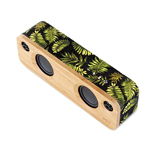 House of Marley Get Together Mini Wireless Portable Bluetooth Audio Speaker